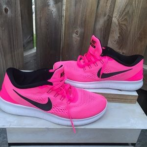 Nike Free & Flexible sneakers size 10